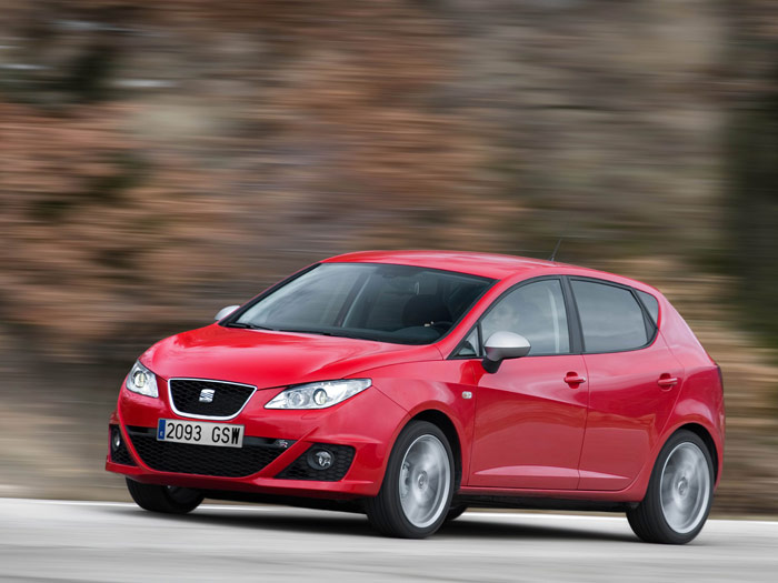 Prueba interesante: Seat Ibiza FR 2.0-TDI