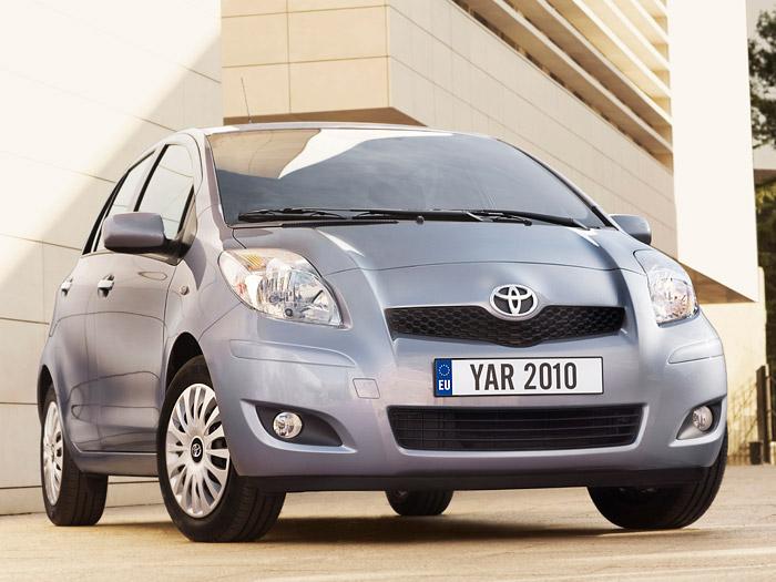 Toyota Yaris. Prueba de consumo
