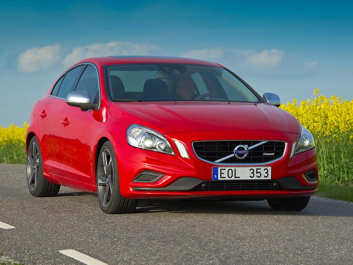 Prueba de consumo. Volvo S60 1.6D DRIVe. Frontal.