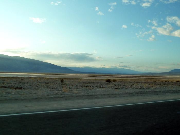 El Valle de la Muerte. California. Parque Nacional
