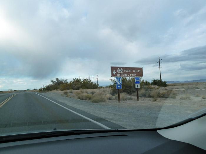 Death Valley. El Valle de la Muerte.