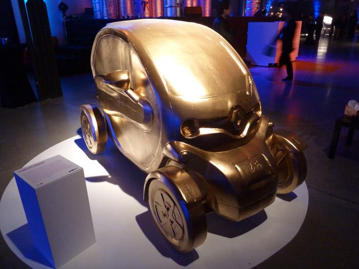 Renault Twizy. Exposición. Matadero de Madrid. Carlos Maciá