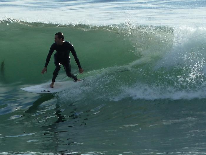 2surf at santa barbara California