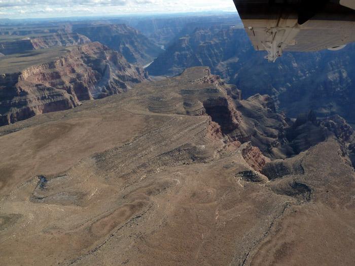 Gran Cañón del Colorado. Arizona. Rocas sedimentarias