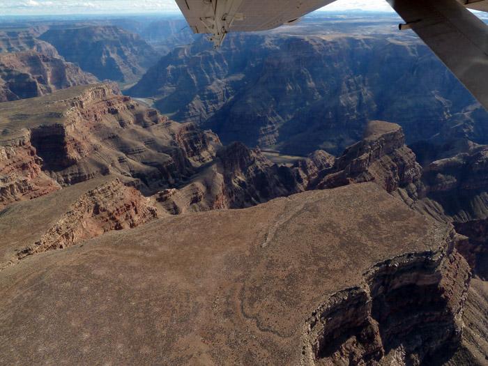 Gran Cañón del Colorado. Arizona