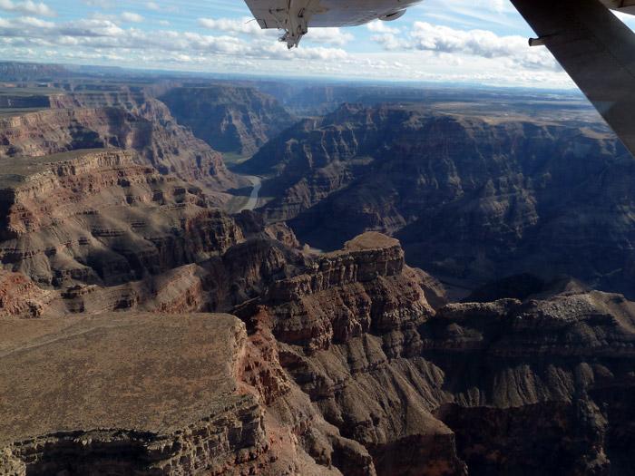 Gran Cañón del Colorado. Arizona. Río Colorado