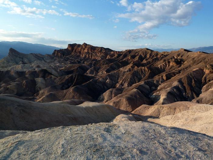 El Valle de la Muerte. California. Desierto