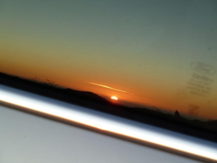Puesta de sol 8