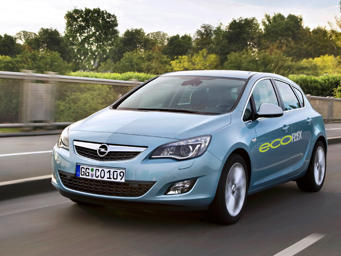Opel Astra ecoFLEX 1.3-CDTi 95 CV