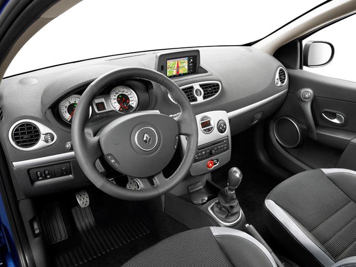 Prueba de consumo: Renault Clio Yahoo 1.2 16v. Interior