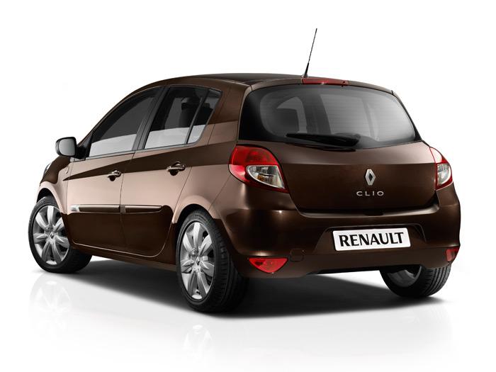 Prueba de consumo: Renault Clio Yahoo 1.2 16v. Posterior