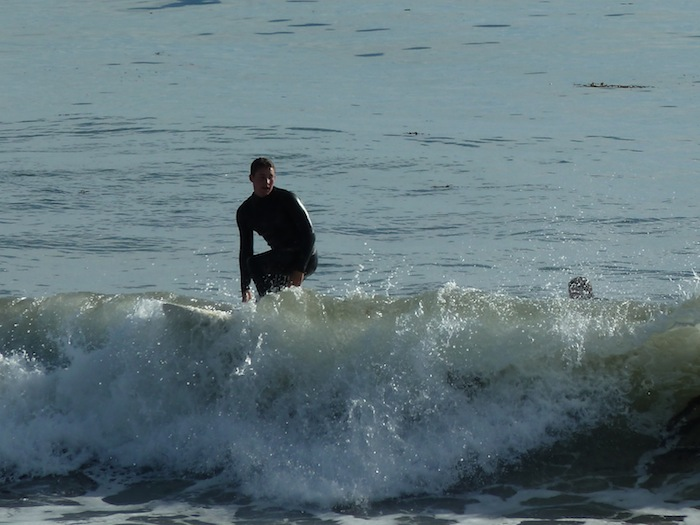 surfer santa barbara