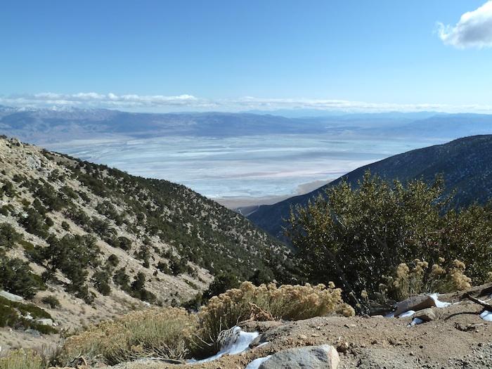 Lone Pine. Diaz Lake