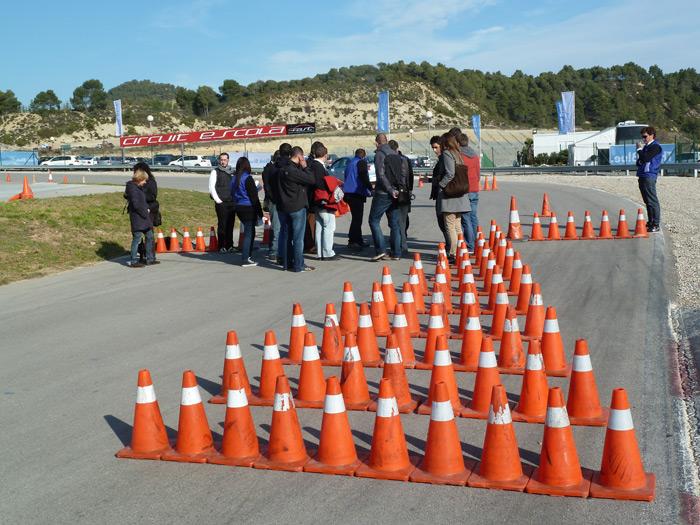 Volkswagen Think Blue Challenge. 101 participantes