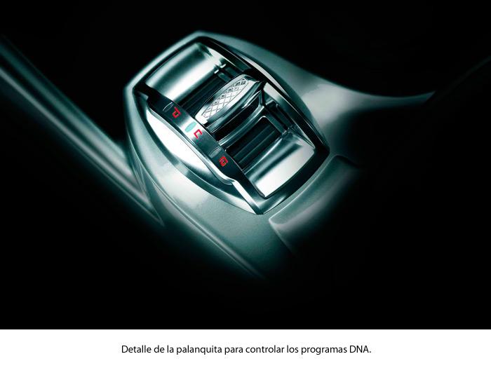 Alfa-Romeo MiTo 1.4-TB MultiAir TCT. Mando TCT