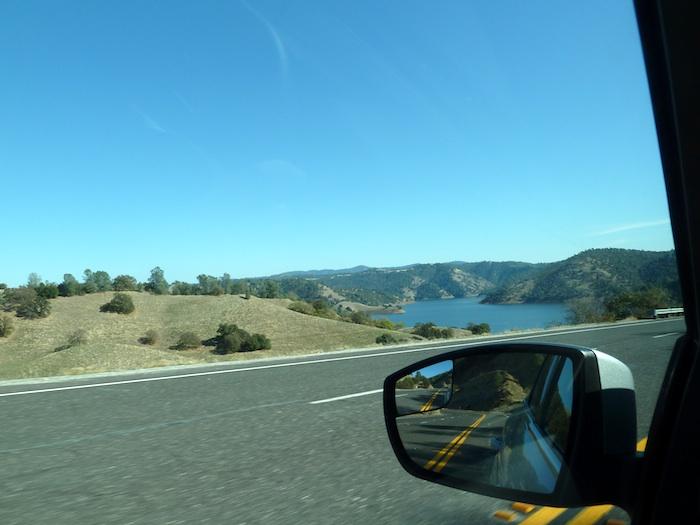 California Road 49 South