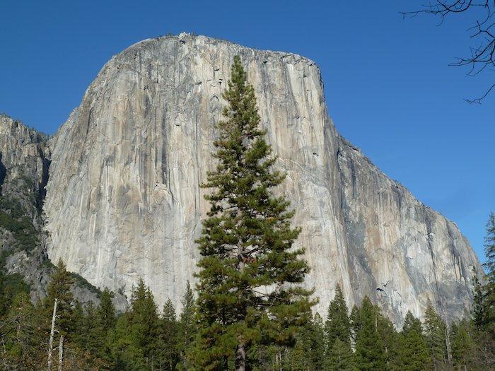Yosemite Valley. El capitan.