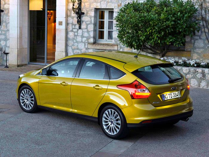 Ford Focus 2.0-TDCi 163 CV Titanium