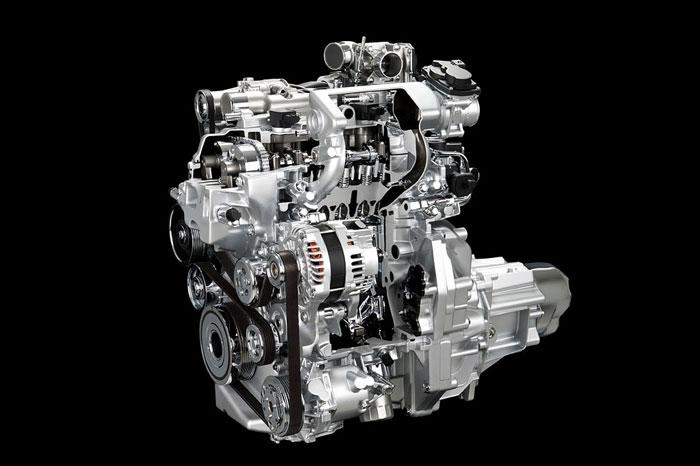 Prueba de consumo (77): Nissan Micra 1.2 DIG-S 98 CV. Motor
