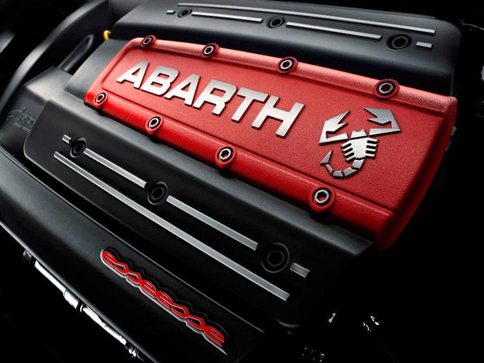 Abarth Punto Evo 1.4 TB Kit SS. Motor