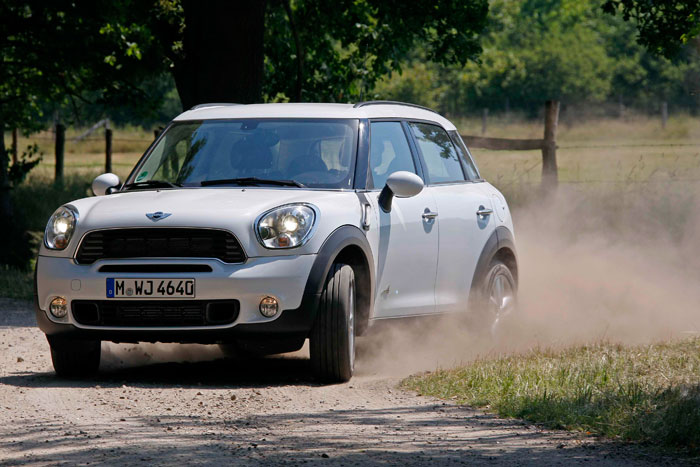 Prueba interesante (10): Mini Cooper SD Countryman ALL-4