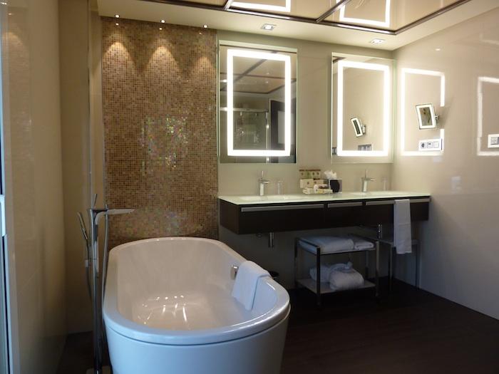 Cuarto de Baño. Habitación A23 Hotel Vincci Benalmadena.