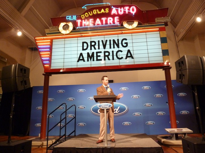 Driving America. The Henry Ford.