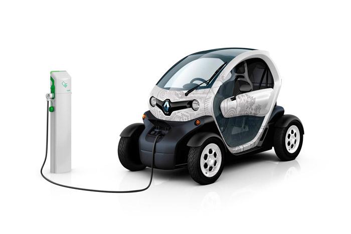 Peugeot Twizy ZE. Eléctrico