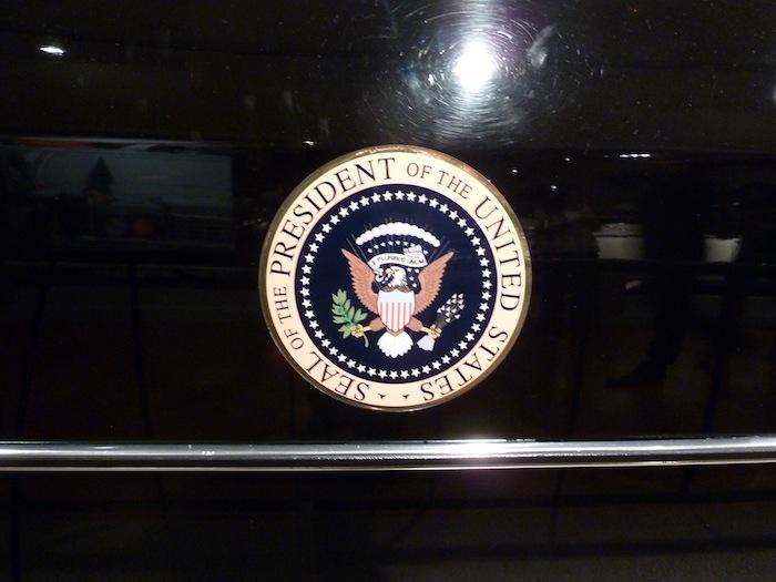 Presidente de los Estados Unidos de América.