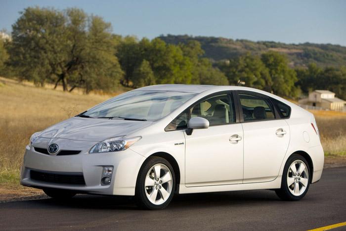 Toyota Prius. Híbrido