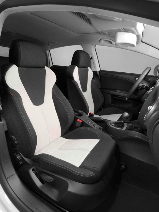 Prueba interesante (12): Seat León FR 1.8-TSI. Asientos