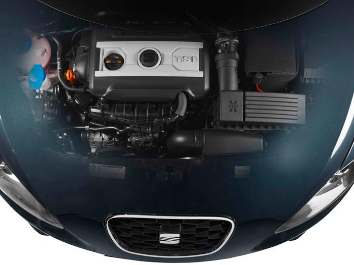 Prueba interesante (12): Seat León FR 1.8-TSI. Motor