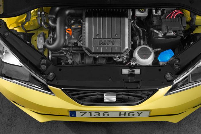 Seat Mii 1.0 75 CV. Motor