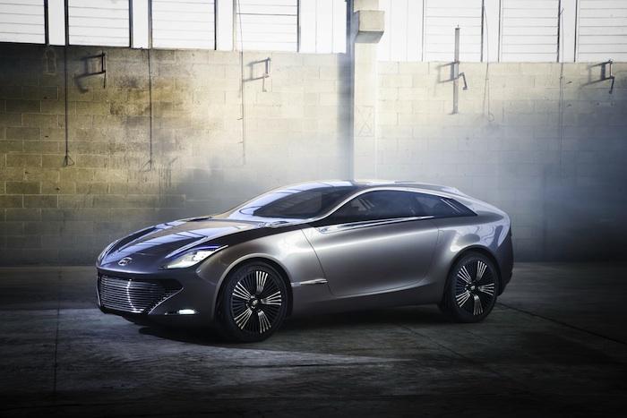 Prototipo híbrido de Hyundai: i-oniq