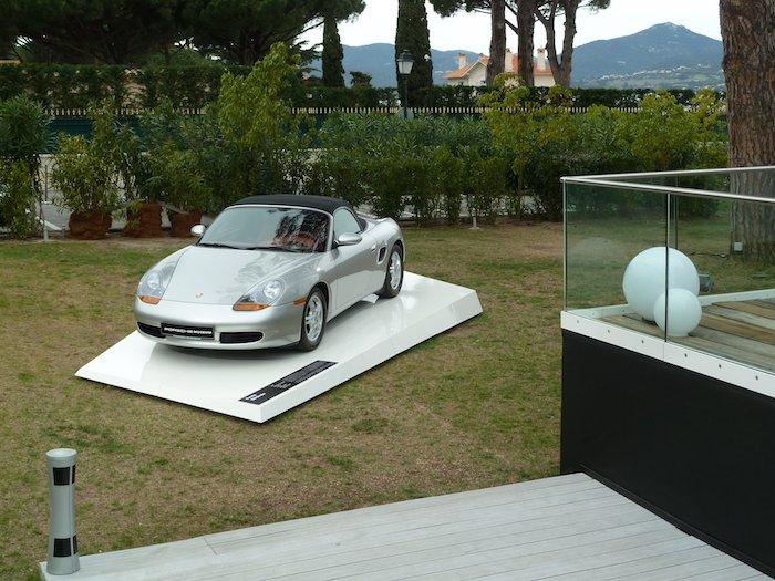 Porsche Boxster. Modelos históricos.