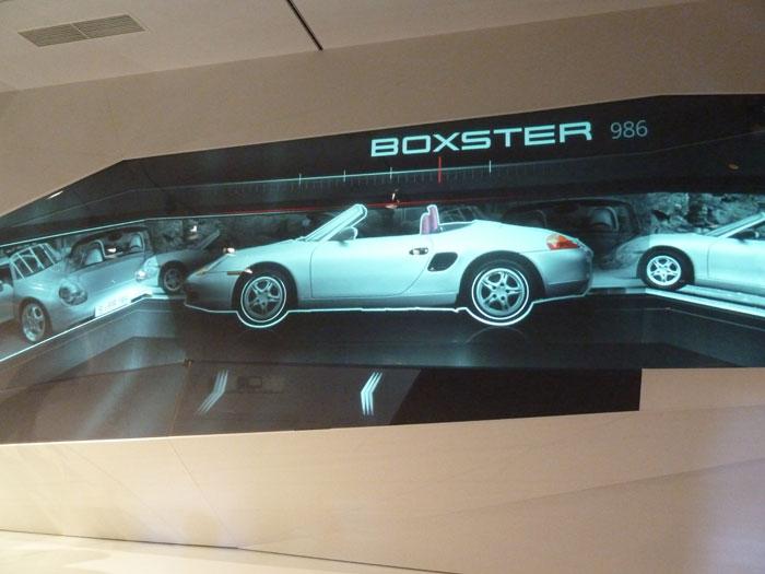 Boxster Porsche 986