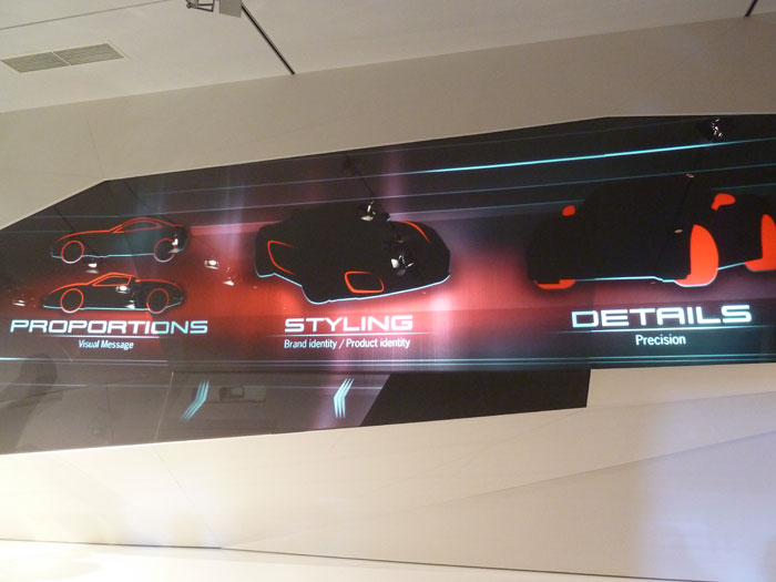 Proporciones, estilo y detalles del Porsche Boxster