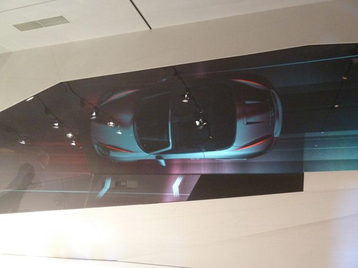 Porsche Boxster 2012. Carrocería