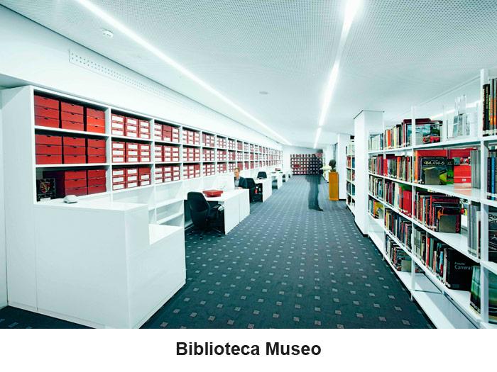 Biblioteca Museo