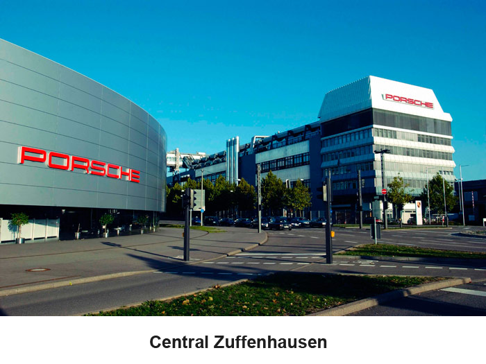 Central Zuffenhausen