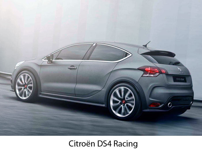 Citroën DS4 Racing