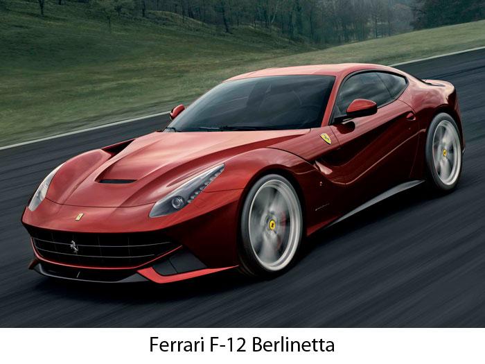 Ferrari F-12 Berlinetta