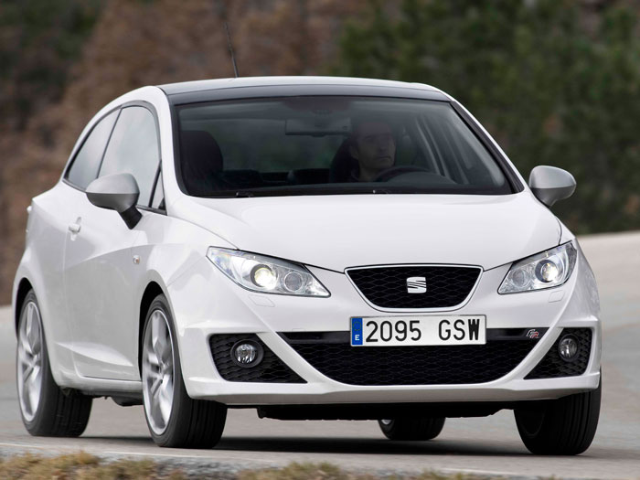 Seat Ibiza FR SC 1.4-TSI DSG.