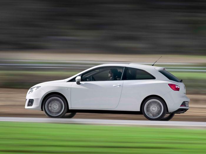 Seat Ibiza FR SC 1.4-TSI DSG. Movimiento. Carretera