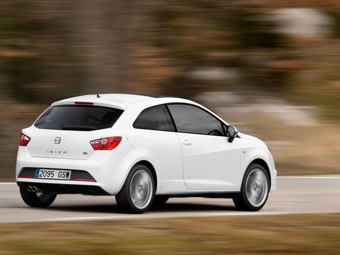 Seat Ibiza FR SC 1.4-TSI DSG