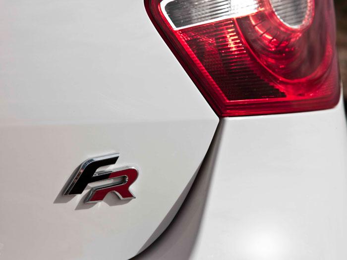 Seat Ibiza FR SC 1.4-TSI DSG. Anagrama
