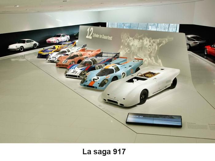 La saga 917