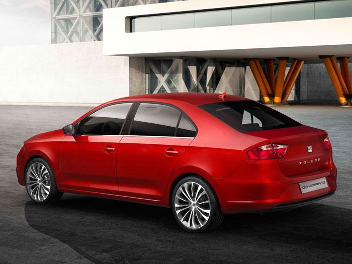 Salón de Ginebra. Seat Toledo Concept