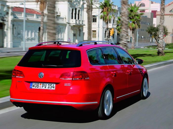 Volkswagen Passat Variant 1.6-Tdi Blue Motion