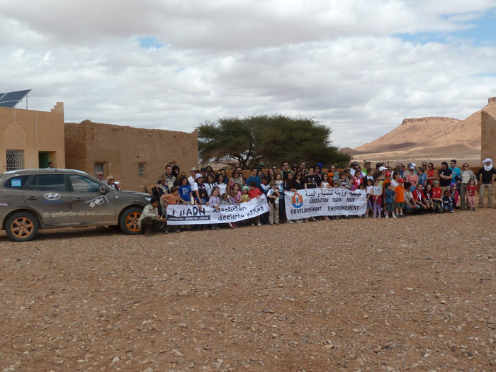 Grupo Asociacion El desierto de los niños